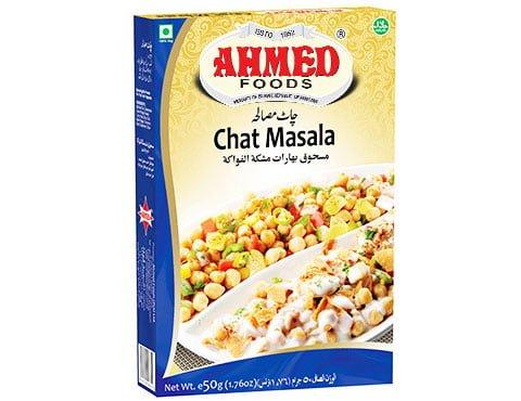 AHMED CHAT MASALA 50G