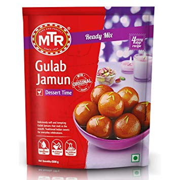 MTR GULAB JAMUN MIX