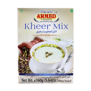 AHMED FOODS KHEER MIX PISTACHIO 160g