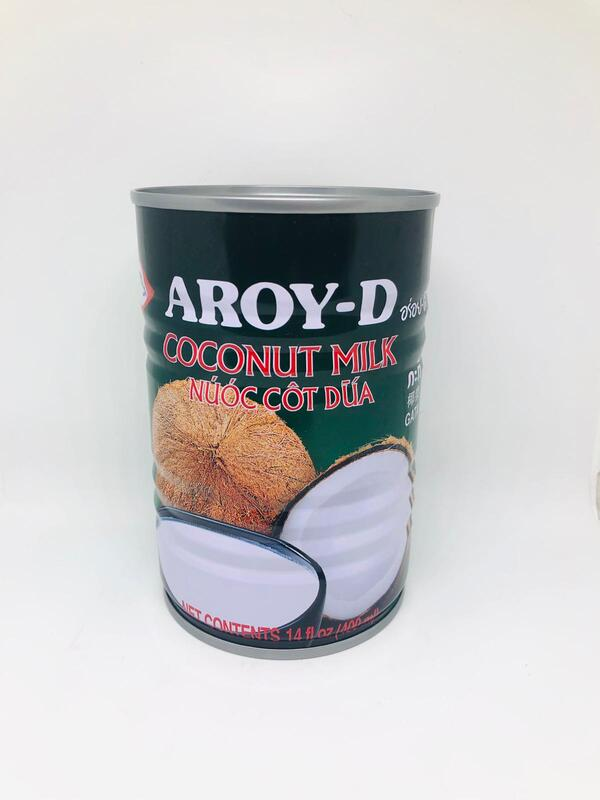 AROY D COCONUT MILK TIN 400ml