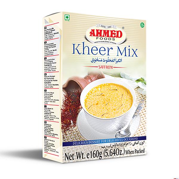 AHMED FOODS KHEER MIX SAFFRON 160g